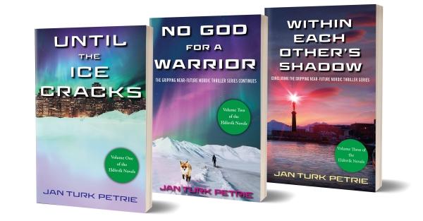 Three Books in a Row