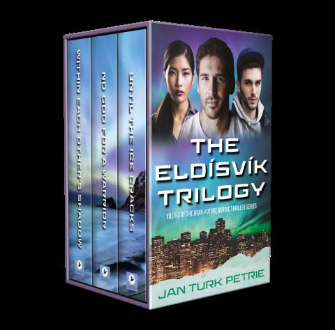 The Eldísvík Trilogy Cover 3D