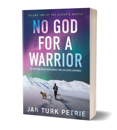 No God for a Warrior Shadow Cover 3D