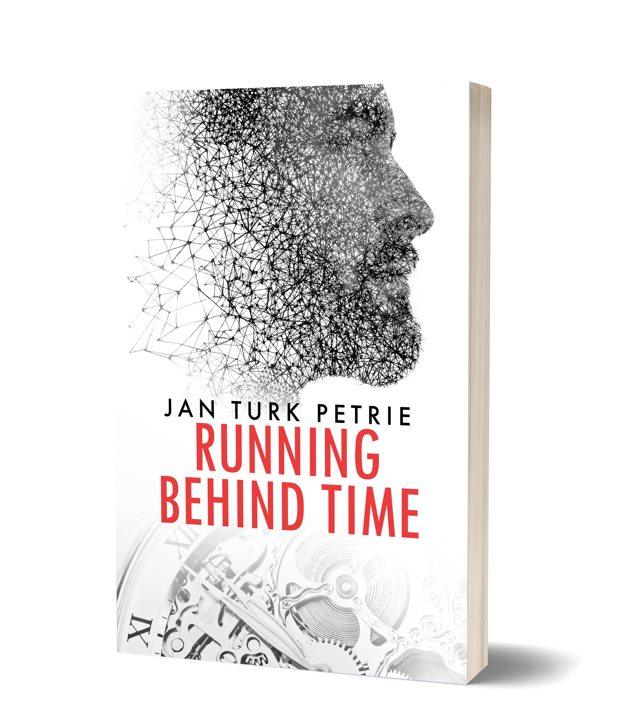 Running Behind Time Cover 3D